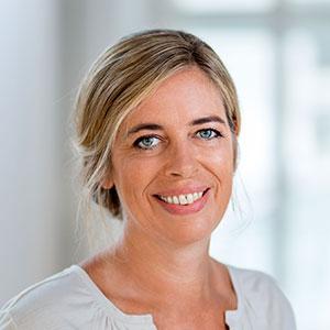 Jobsbutler Samantha Scherzer