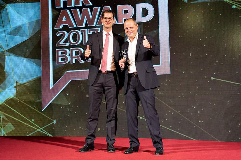 Jobsbutler HR Award 2017 Gewinner Bronze Kategorie Tools & Services